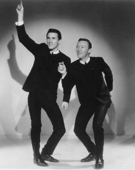 The Righteous Brothers, rois de la radio-diffusion
