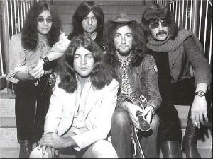 Deep Purple en 1971