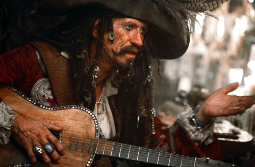 Keith Richards, le père de Jack Sparrow
