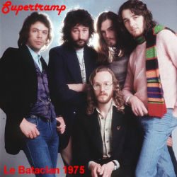 Supertramp, live at Paris