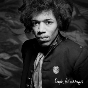 People, Hell and Angels, le nouvel album de Jimi Hendrix
