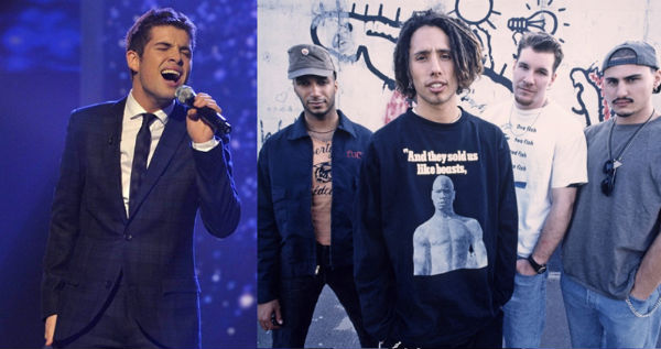 Rage Against The Machine VS Joe McElderry