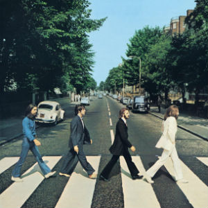 Abbey Road des Beatles