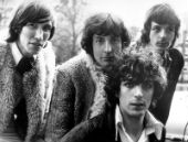 Le groupe Pink Floyd
