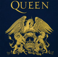 Le logotype de Queen : The Queen Crest