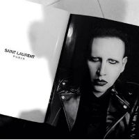 Marilyn Manson pour Yves Saint-Laurent