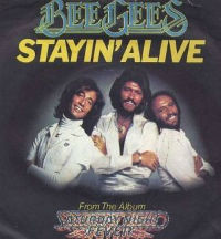 Stayin' Alive des Bee Gees