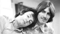 Paul Mc Cartney et George Harrison